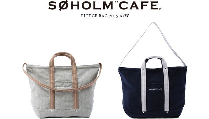 SOHOLM CAFE FLEECE