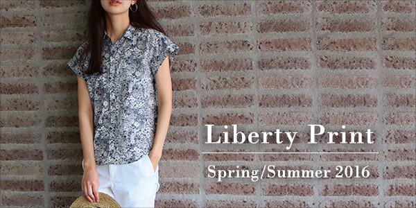 Liberty Print spring/summer2016