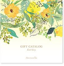 Gift Catalog Earl grey
