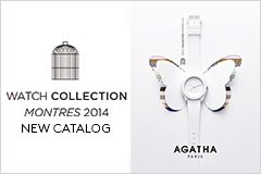 WATCH COLLECTION MONTRES 2014