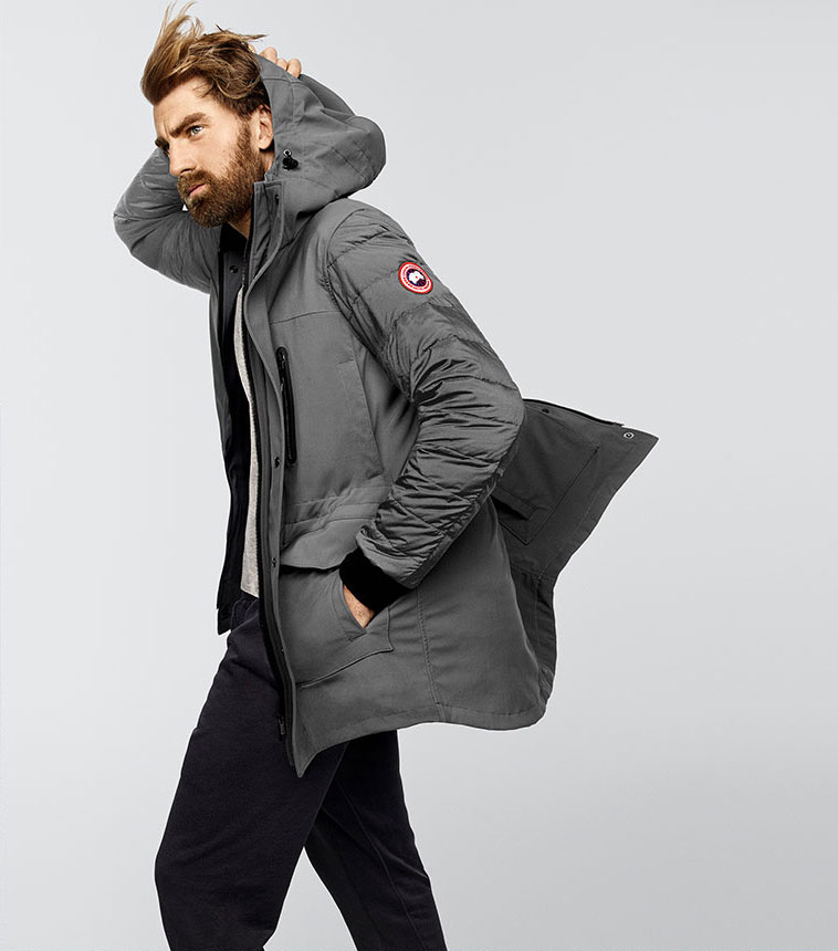 men's redstone jacket canada goose