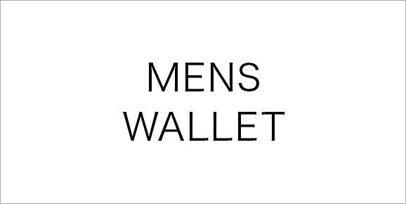 メンズ財布