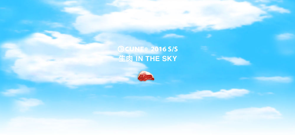 2016 S/S MEAT IN THE SKY