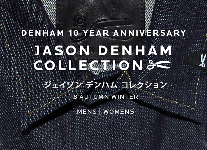 JASON DENHAM COLLECTION