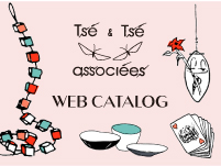 Tse&Tse associees Web Catalog