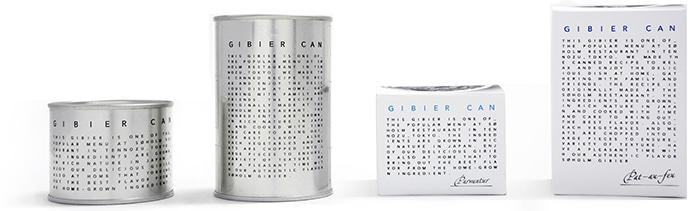 ジビエ缶 - GIBIER CAN -