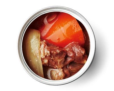 島根県産猪肉のポトフ