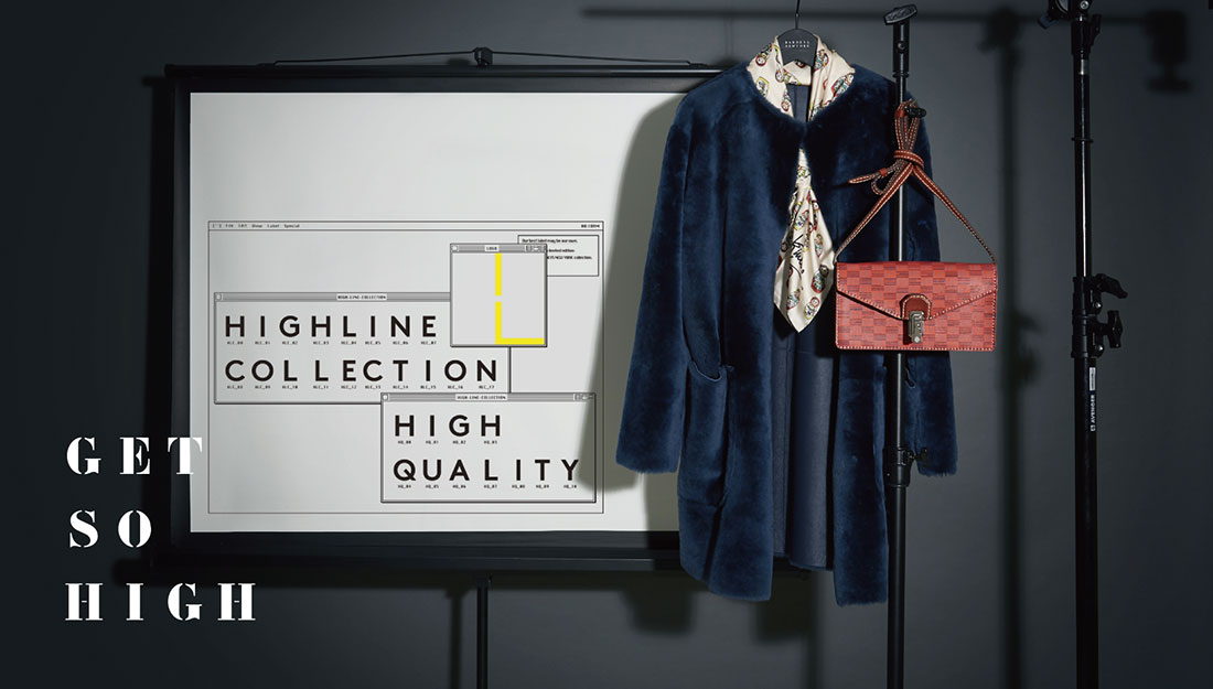 WINTER 2018 HIGH-LINE COLLECTION