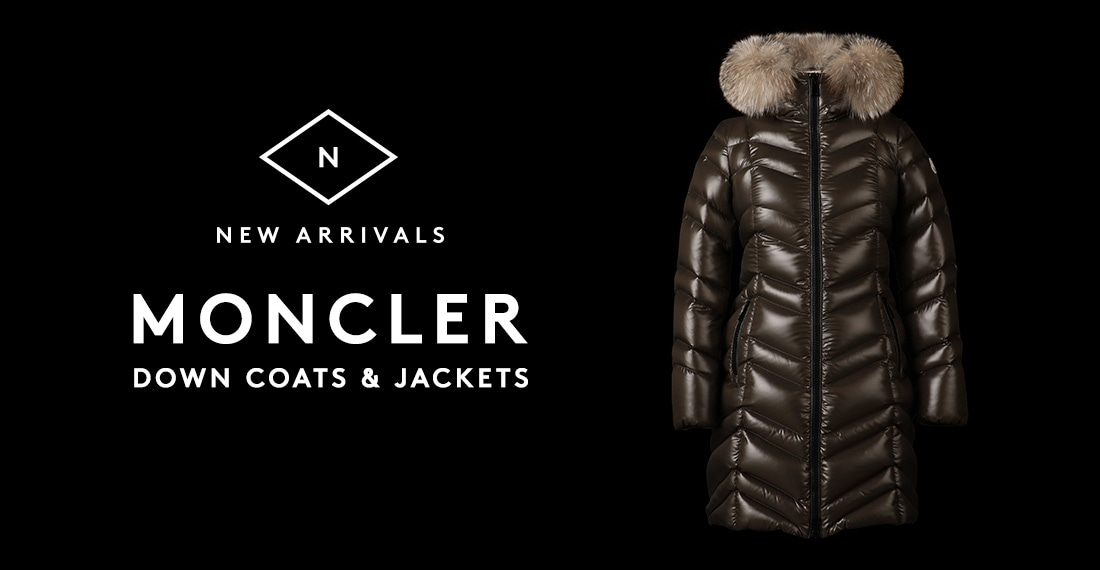DOWN COATS & JACKETS