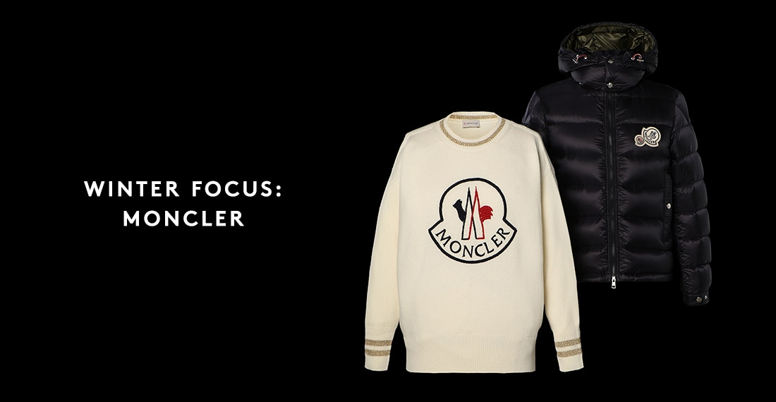 WINTER FOCUS: MONCLER