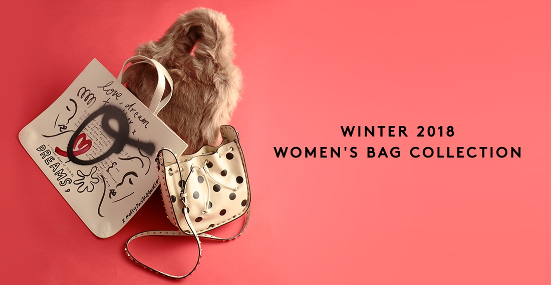 WINTER 2018 WOMEN'S BAG COLLECTION