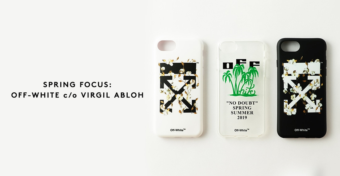 SPRING FOCUS: OFF-WHITE c/o VIRGIL ABLOH