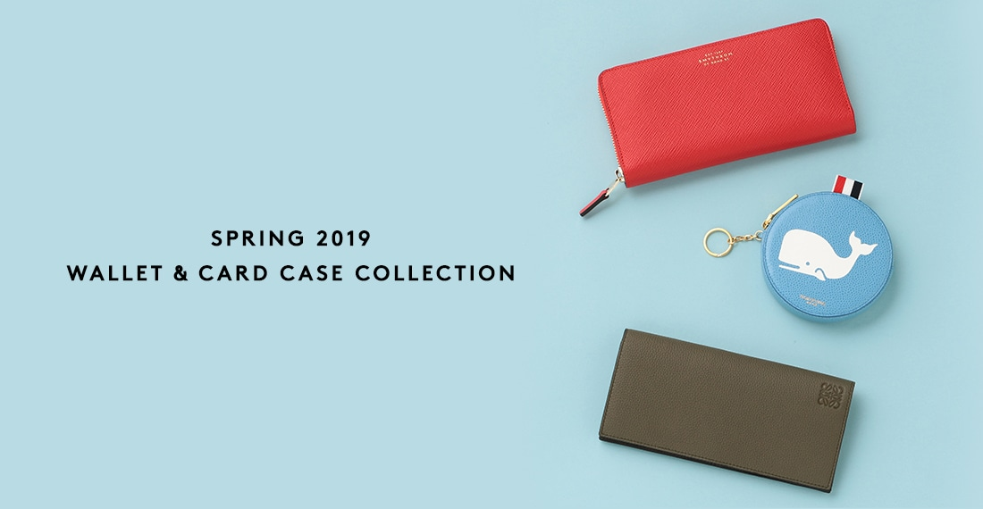 a94e63e91236 特集|SPRING 2019 WALLET & CARD CASE COLLECTION | BARNEYS NEW YORK ONLINE  STORE (バーニーズ ニューヨーク オンラインストア)