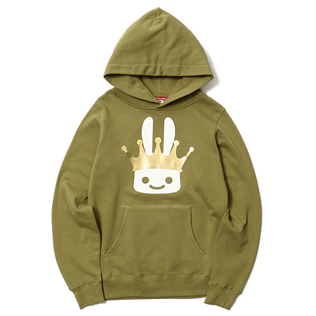 GREATEST HITS 2019 PULL PARKA