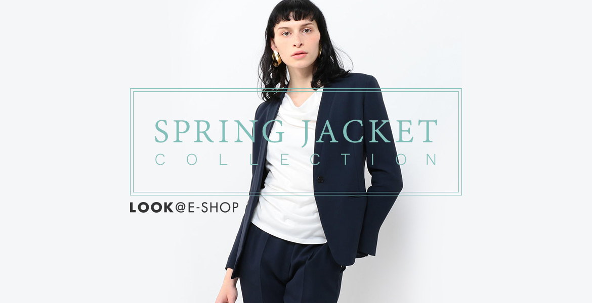 2018 SPRING JACKET COLLECTION